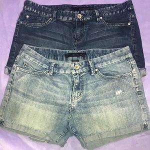 Calvin Klein Jean Shorts
